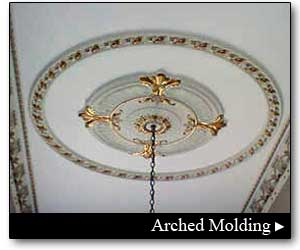 Arched Moulding