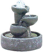 Table top Fountains