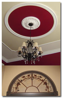 Arched Moldings
