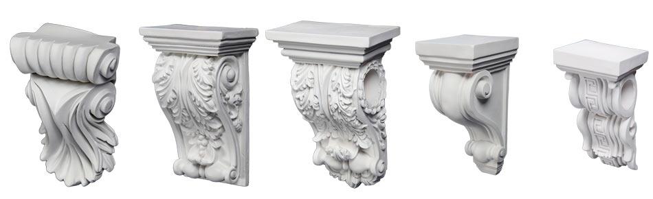Wishihadthat corbels for Decorative corbels interior design