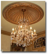 Large Ceiling Domes