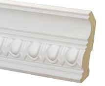 Egg and Dart Crown Molding