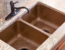 Copper Kitchen and Bath