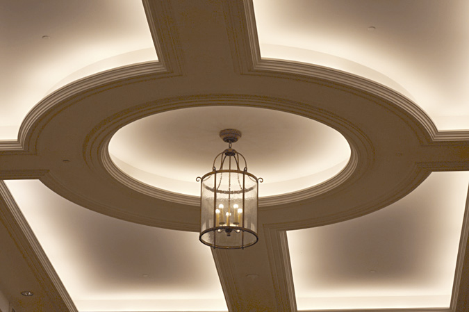 foyer ceiling design