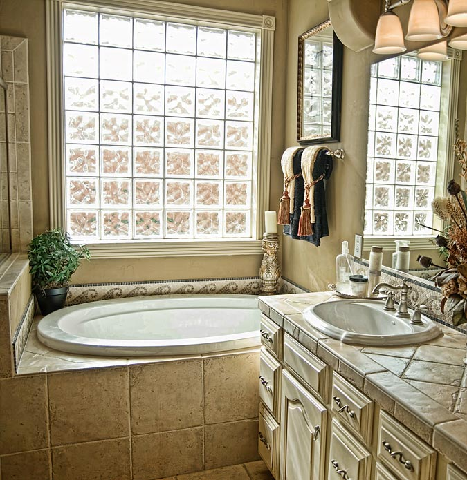 How To Tile A Bathtub Area Home Improvement