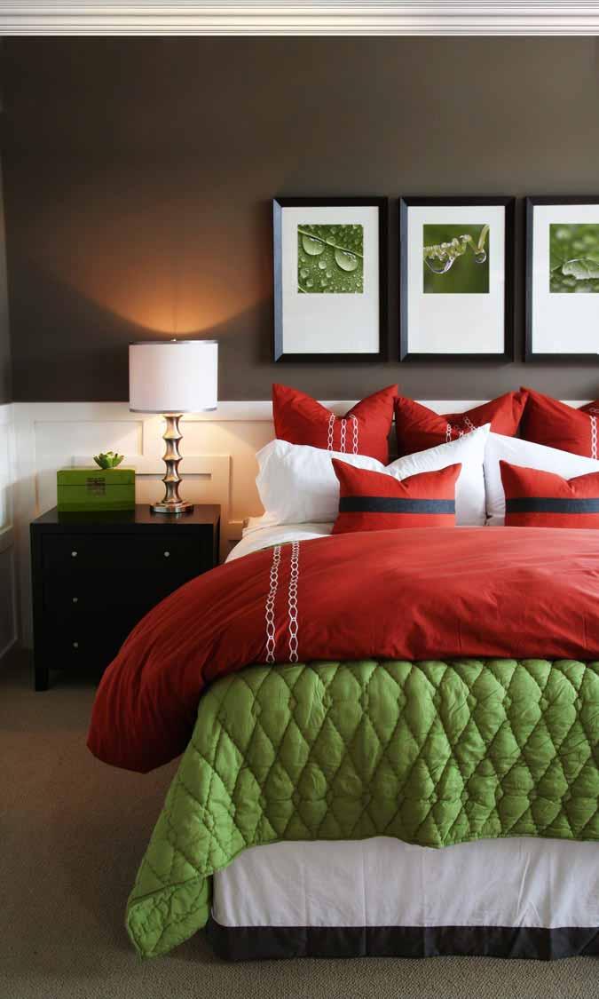 Bedroom Color Scheme Idea