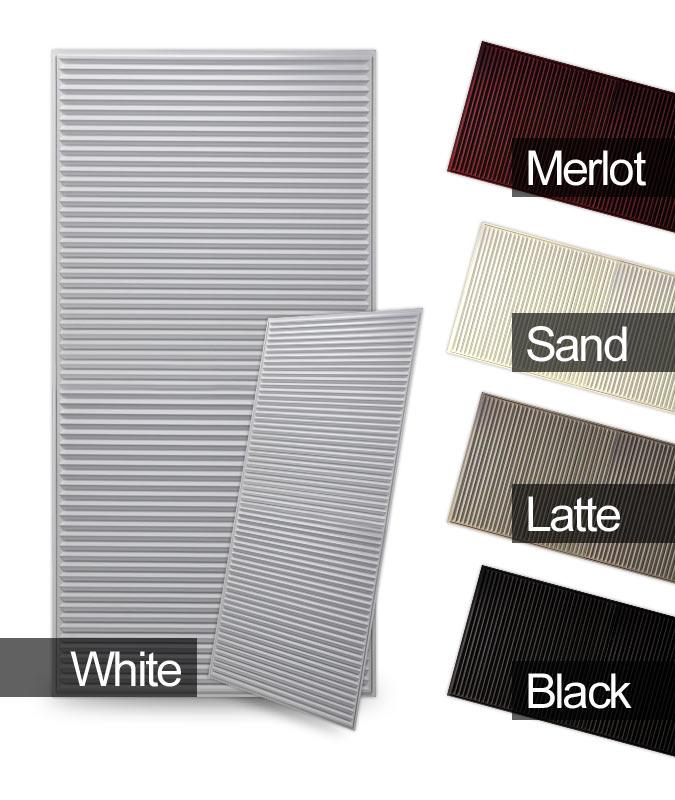 Wishihadthat Ceiling Tiles 2x4 Polyline Grid Tiles