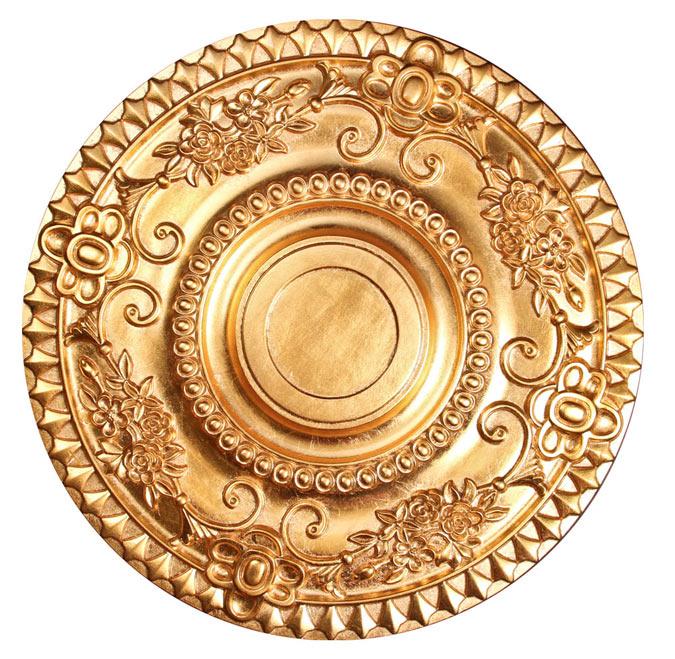 Wishihadthat Light Fan Ceiling Medallion