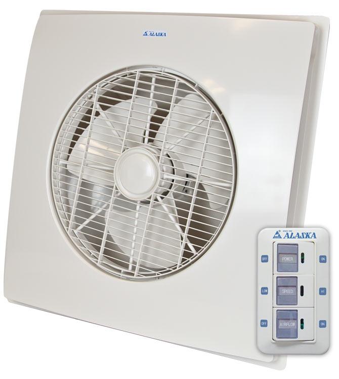 Ceiling tile exhaust fan