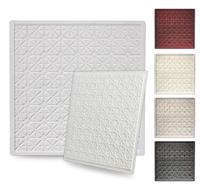 Direct mount ceiling tiles
