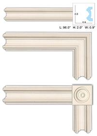 Order Crown Molding Casings And Architectural Decor At