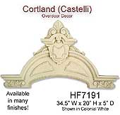 Cortland Overdoor Decor