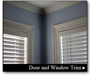 Door and Window Trim
