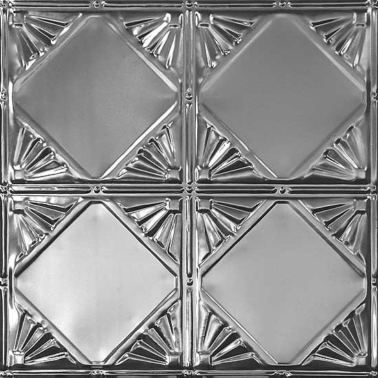 WishiHadThat Tin Ceiling Tiles Art Deco Style 12 07