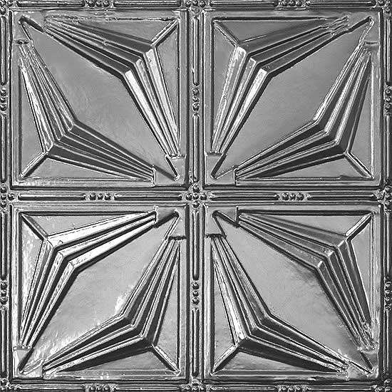 Wishihadthat Tin Ceiling Tiles Art Deco Style 12 08