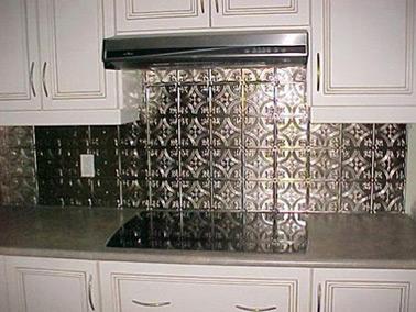 Tin Tiles Examples