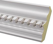 Dentil Crown Molding