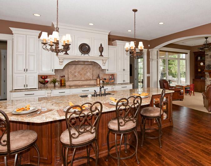 Kitchen and Stove Design