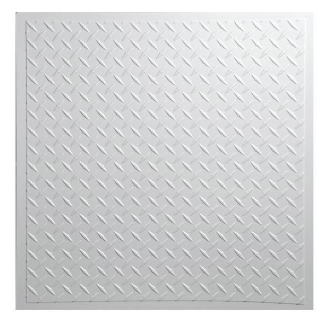 Diamond Plate Ceiling Tile
