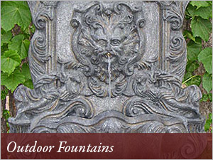 Outdoor Fountains