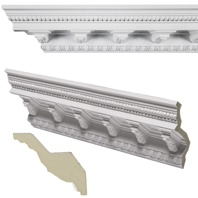 Cm 1007 Architectural Crown Molding